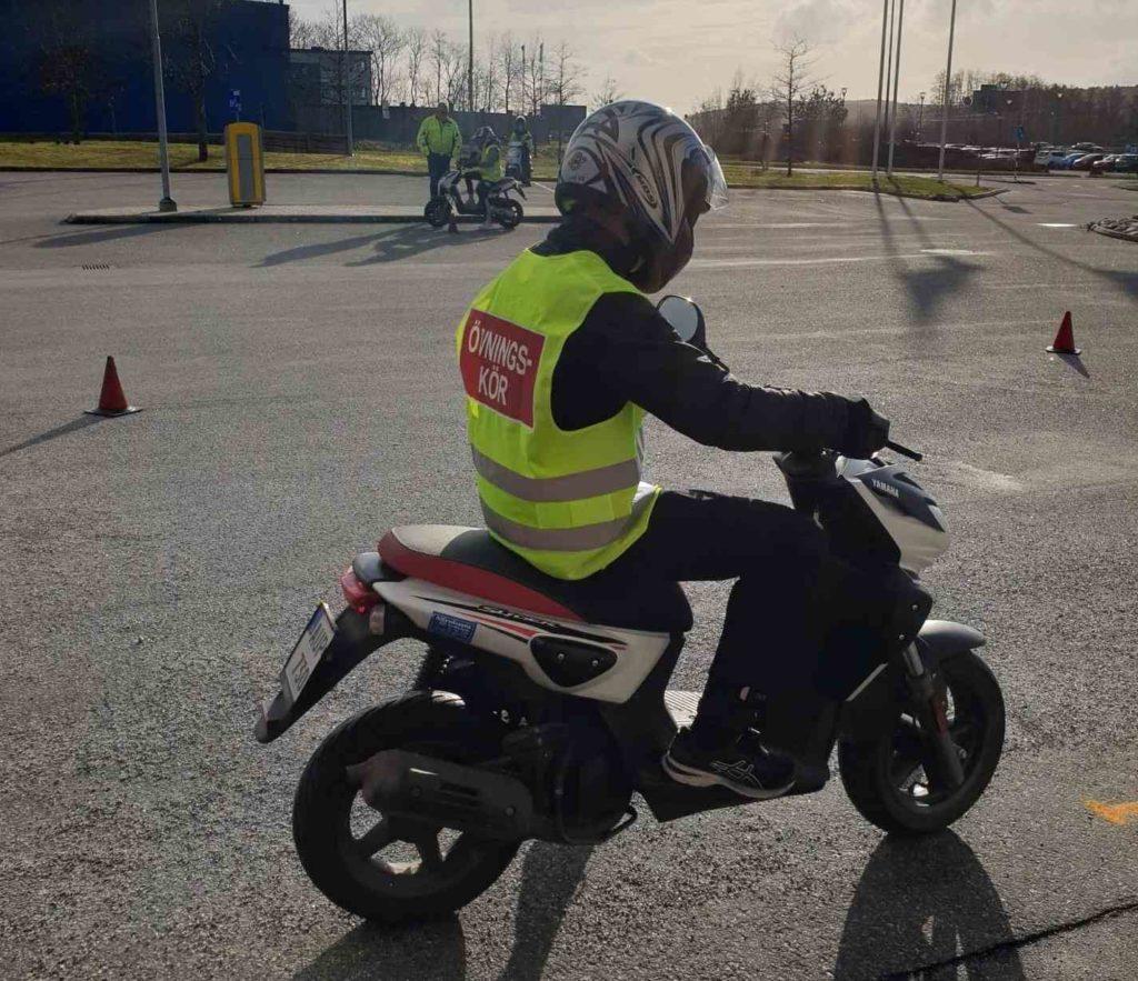 Mopedkörkort